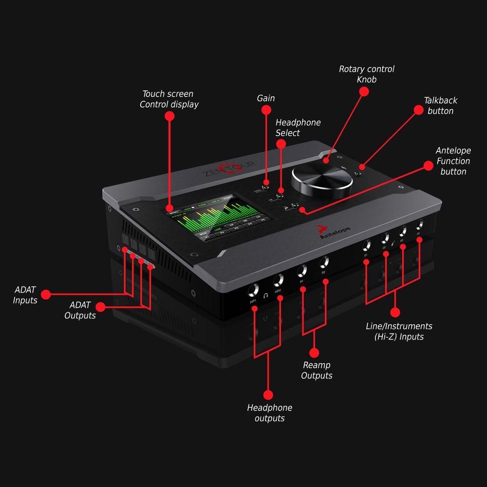 Antelope Audio Antelope Zen Tour Portable Thunderbolt/USB Interface