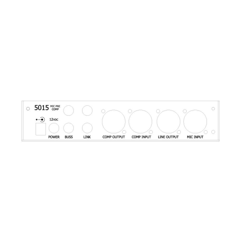 Rupert Neve Designs Rupert Neve 5015-H Mic Pre / Compressor (HORZ)