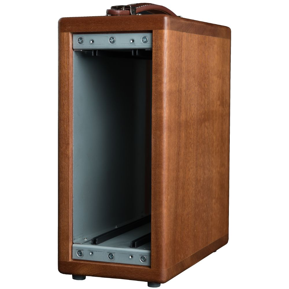 Rupert Neve Designs Rupert Neve Two Slot Vertical Wooden Rack