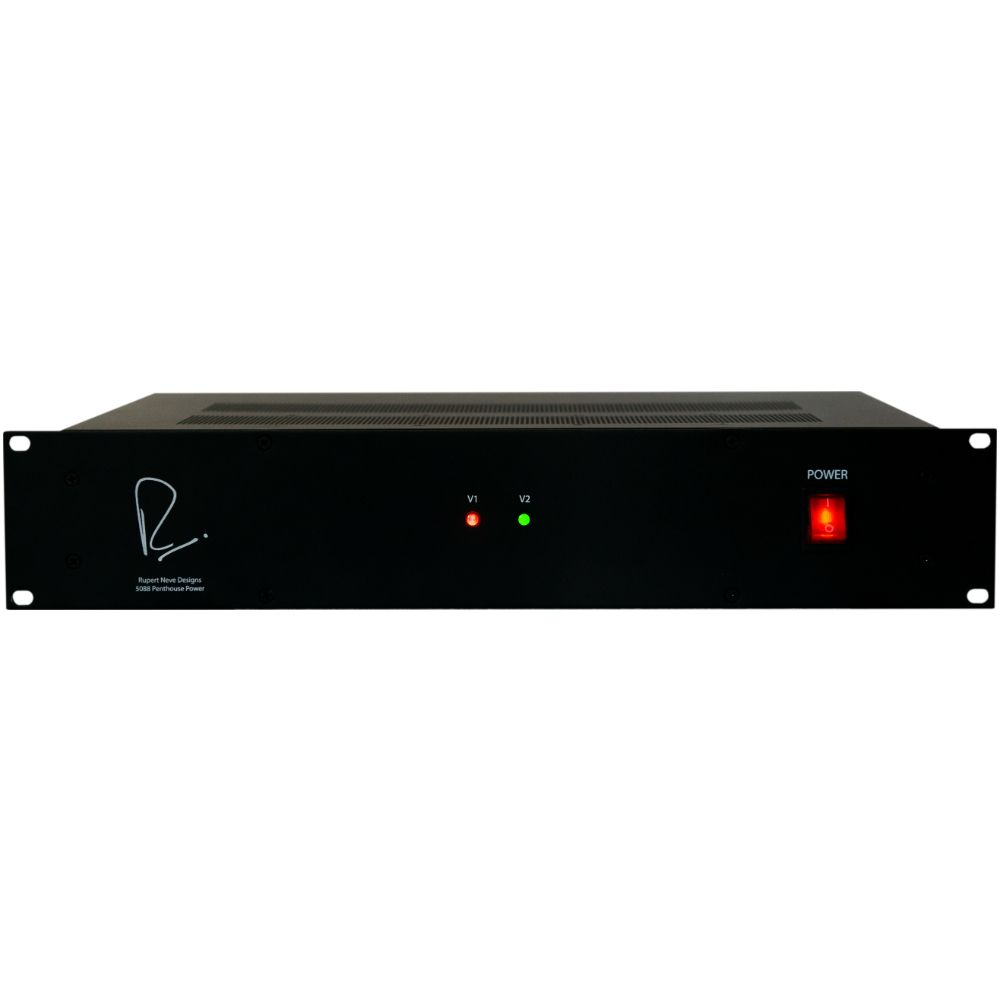 Rupert Neve Designs Rupert Neve 25-way +/-24V PSU for Shelford 5051/5052