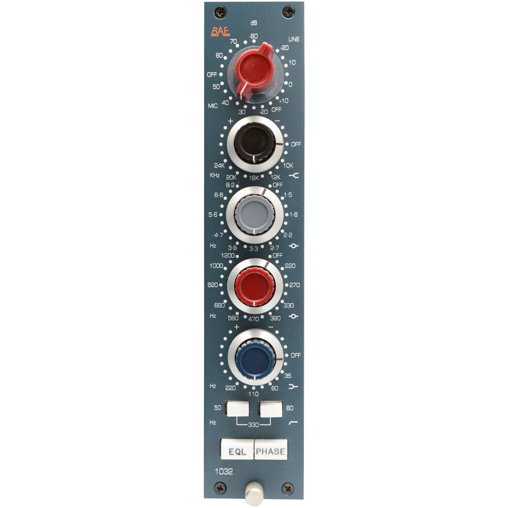 BAE BAE 1032 Channel Strip 10-Series Module
