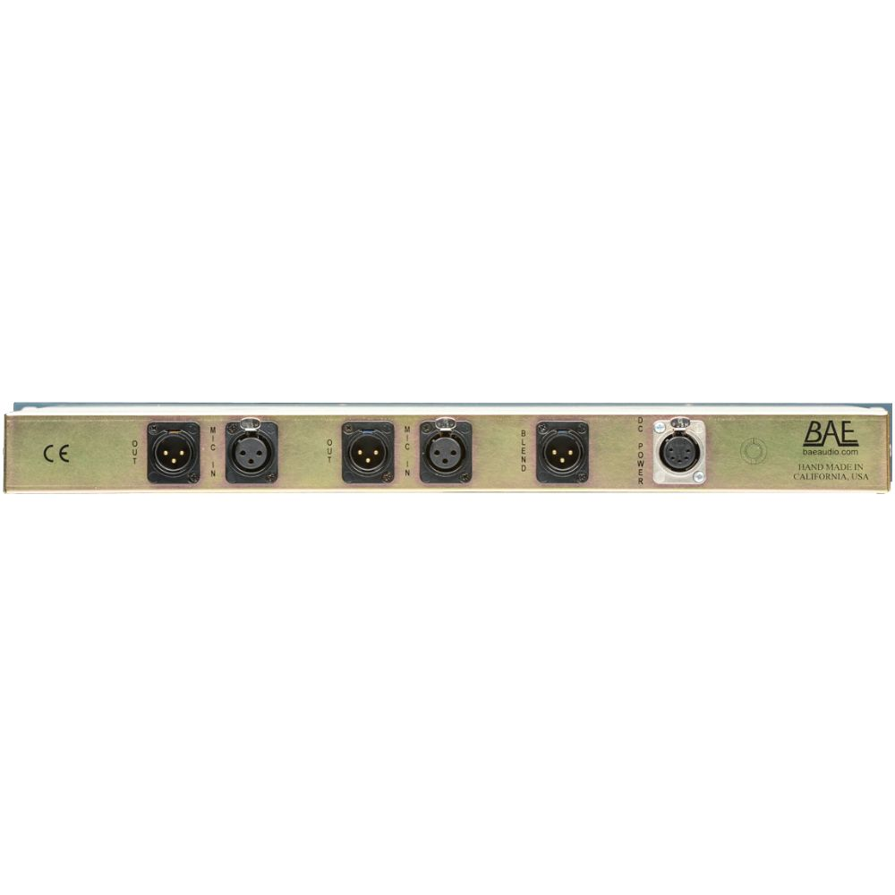 BAE BAE 1073MP Dual-Channel Mic Pre w PSU