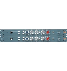 "BAE BAE 1028 Channel Strip Pair 19"" Rackmount w PSU"