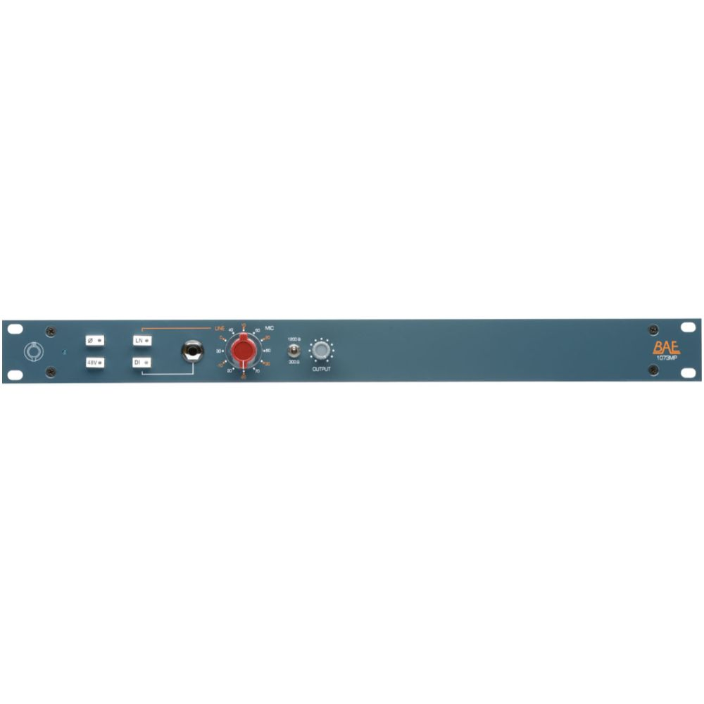 BAE BAE 1073MP Single-Channel Mic Pre w/out PSU