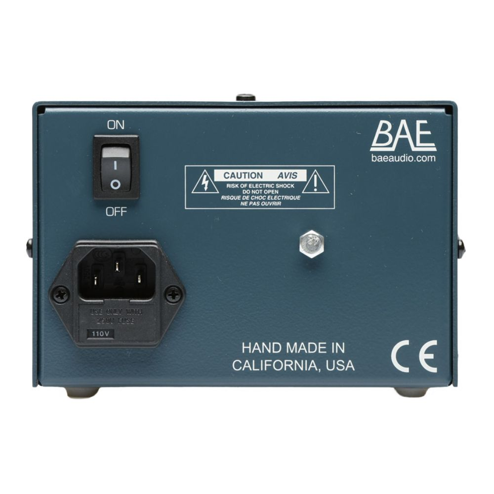 BAE BAE 1073MP Single-Channel Mic Pre w PSU