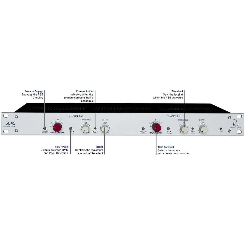 Rupert Neve Designs Rupert Neve Designs 5045 Primary Source Enhancer