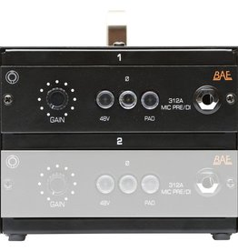 BAE BAE DLB Double Lunchbox w One 312A Mic Pre