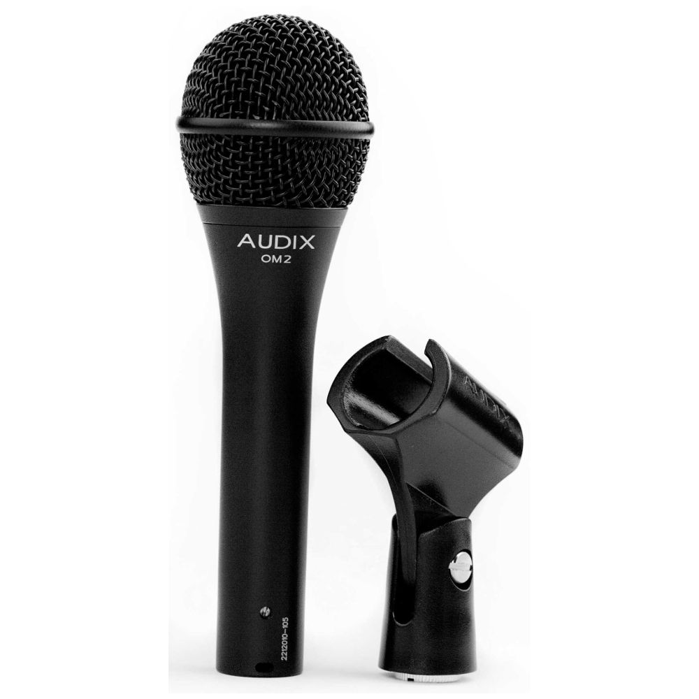 Audix Audix OM2 Dynamic Vocal Microphone