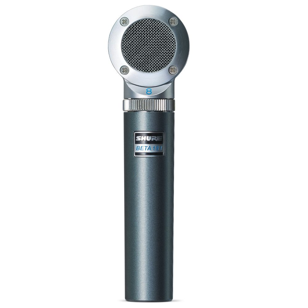 Shure Shure Beta 181/BI Ultra-Compact Side-Address Microphone