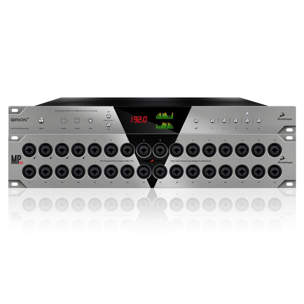 Antelope Audio Antelope MP32 32-channel Microphone Preamp