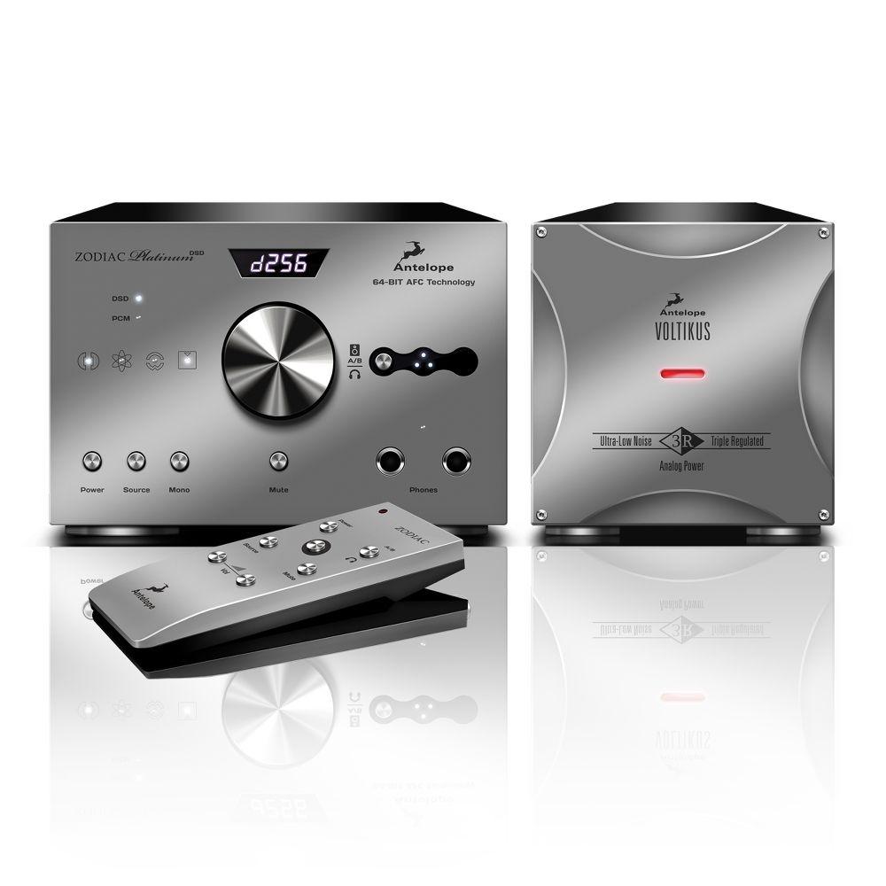 Antelope Audio Antelope Zodiac Platinum DSD DAC