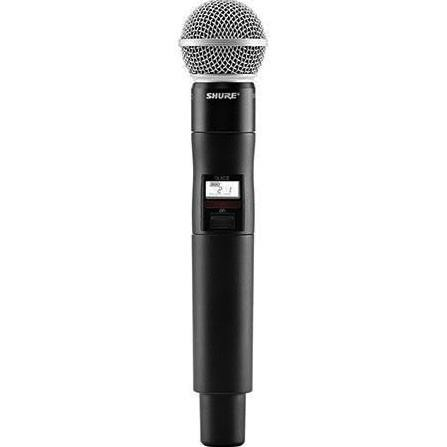 Shure Shure QLXD2/BETA58A Handheld Wireless Microphone Transmitter