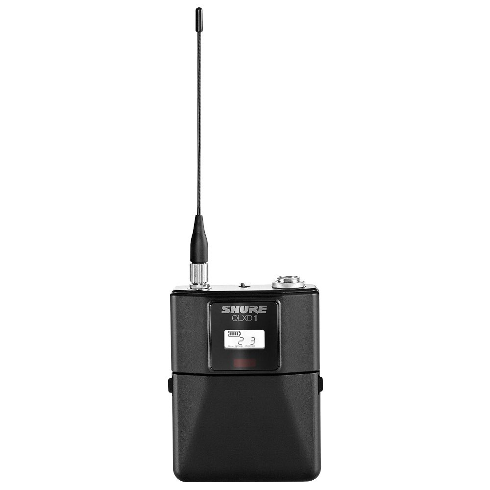 Shure Shure QLXD14/83 Lavalier Wireless Microphone System