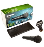 Shure Shure PGA58-LC Cardioid Dynamic Vocal Microphone