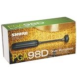Shure Shure PGA98D-LC Cardioid Condenser Drum Microphone
