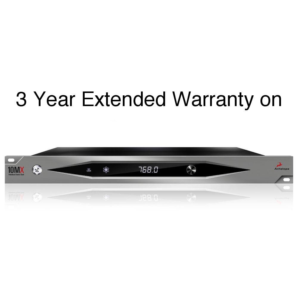 Antelope Audio Antelope 10MX Extended Warranty