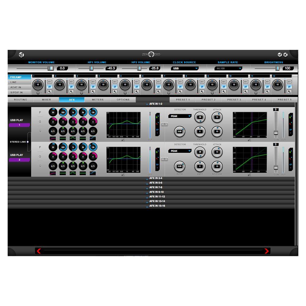Antelope Audio Antelope Zen Studio Portable Audio Interface