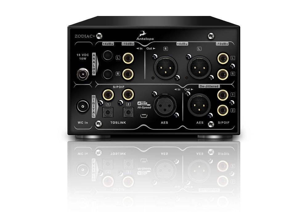 Antelope Audio Antelope Zodiac+ 192kHz Mastering DAC