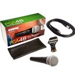 Shure Shure PGA48 Cardioid Dynamic Vocal Microphone