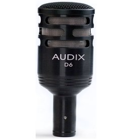 Audix Audix D6 Dynamic Instrument Microphone