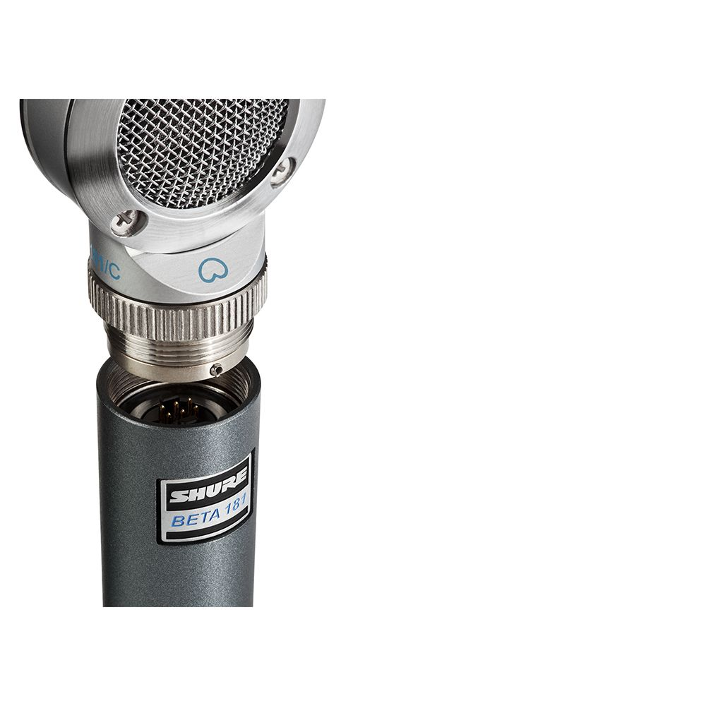 Shure Shure Beta 181/C Ultra-Compact Side-Address Microphone