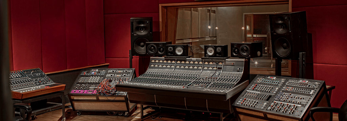Green Day Recording Studio
