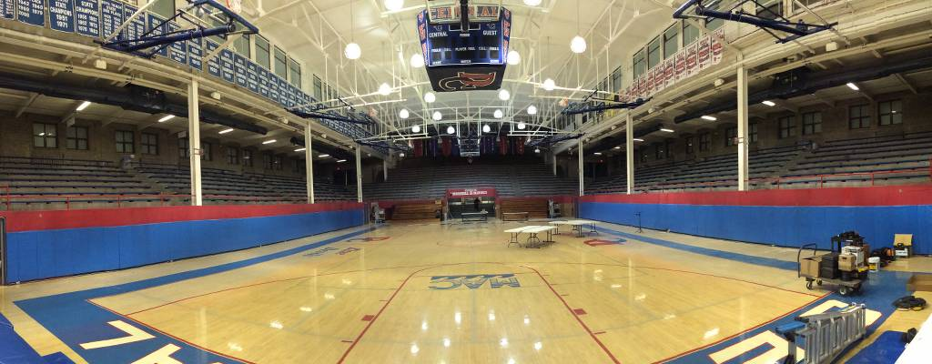Iowa HS Gym Gets Overhaul from J Sound Services with Yamaha CIS