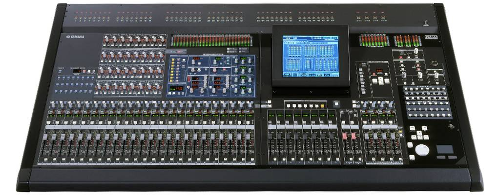 Mixing Live with Yamaha Digital Mixers