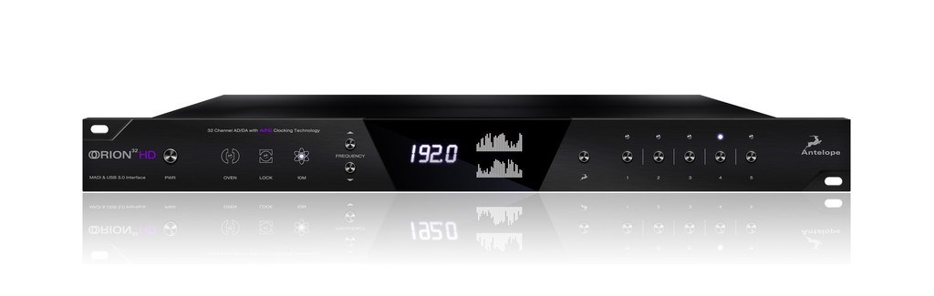 Antelope Audio Antelope Orion32+ 32-channel AD/DA with Thunderbolt and USB