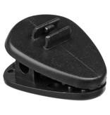 DPA Directional Headset, Beige, Long 120 mm, Single Ear, Hardwired 3 Pin Lemo for Senn.