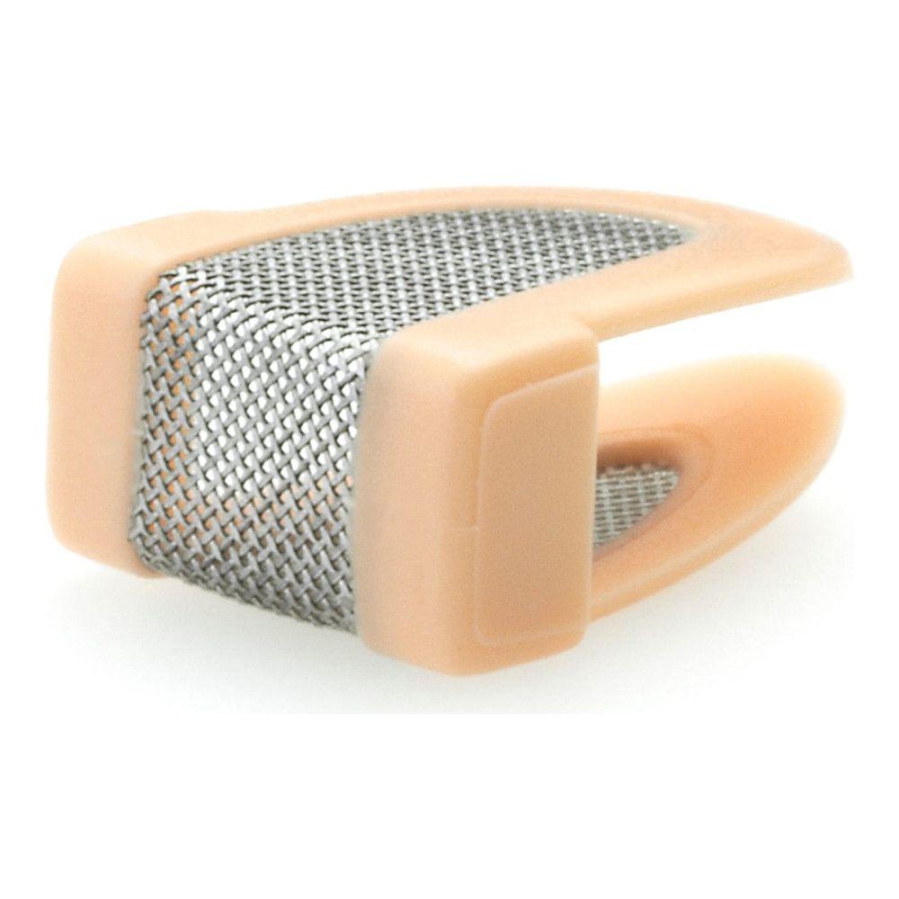 DPA In-Ear Broadcast Headset, Beige, 120mm Directional Boom, Microdot, Dual- Ear, Dual In-Ear