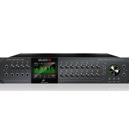 Antelope Audio Goliath HD HDX, Thunderbolt™, USB & MADI Audio Interface