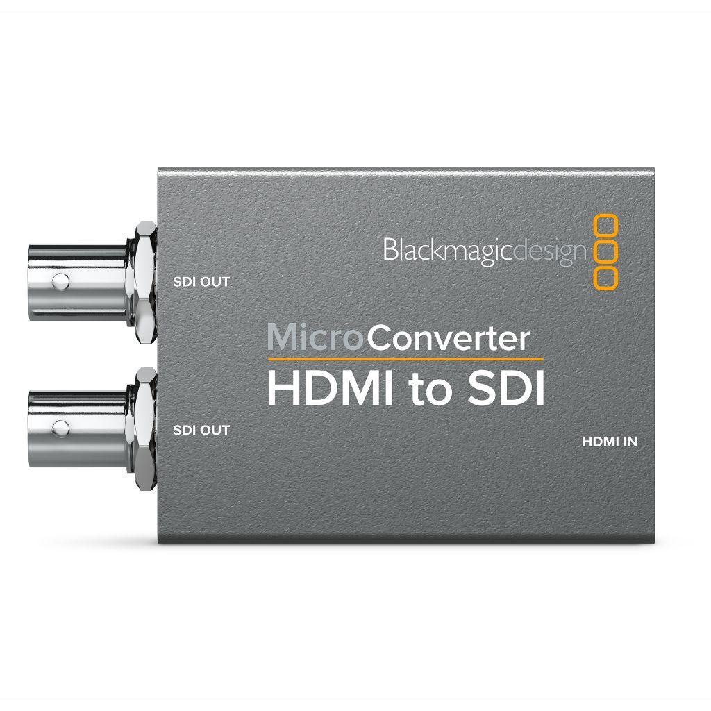 Black Magic Blackmagic Design Micro Converter HDMI to SDI
