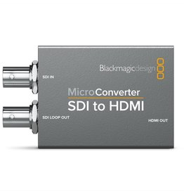 Black Magic Blackmagic Design Micro Converter SDI to HDMI