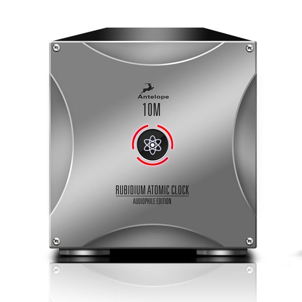 Antelope Audio Antelope Audio Audiophile 10M Rubidium Atomic Clock