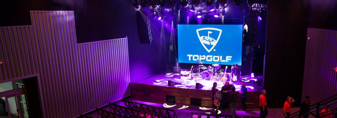 TopGolf Live Nashville