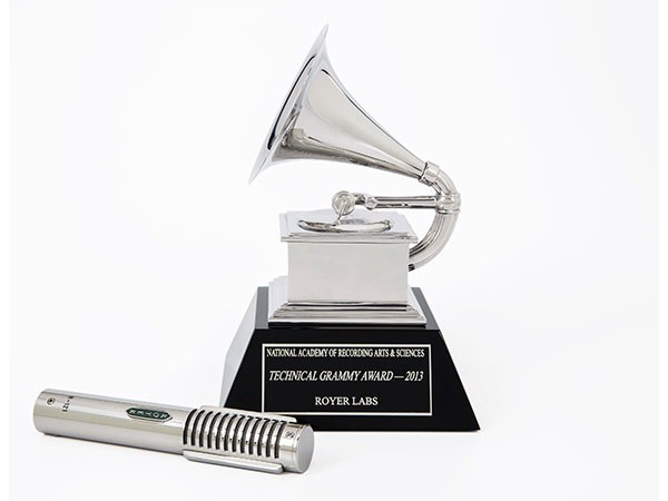 Royer Labs Royer Labs R-121 Platinum-Plated Limited Edition Ribbon Microphone