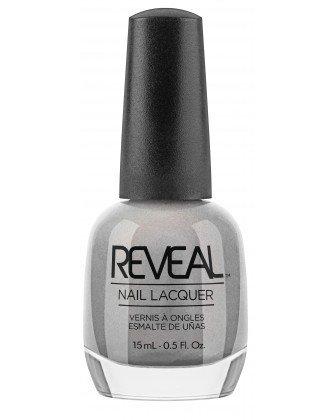 Reveal Nail Lacquer 168 Multi Dimensional Silver Metallic