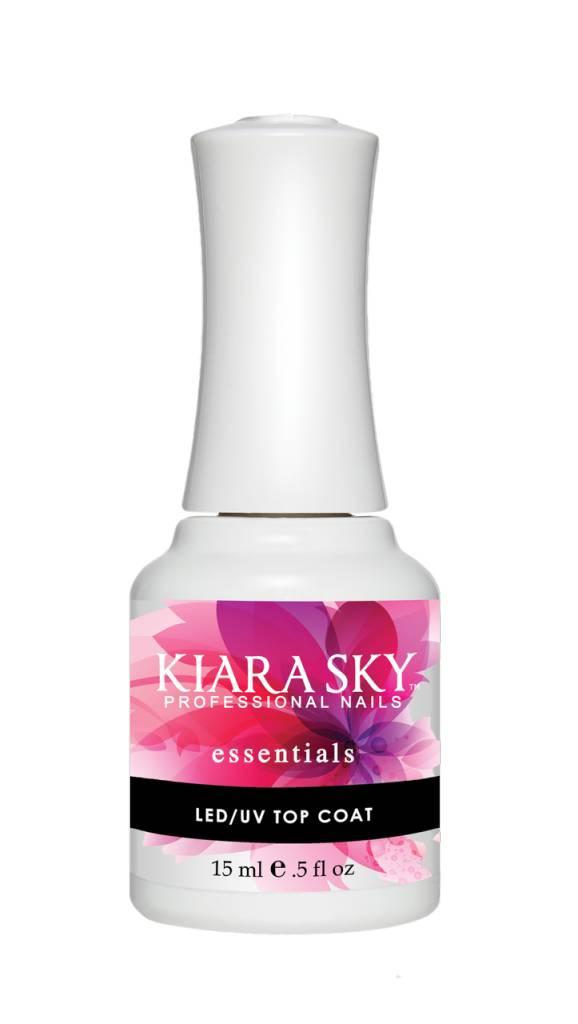 Kiara Sky Kiara Sky Led/UV Top Coat - Sunshine Nail Supply