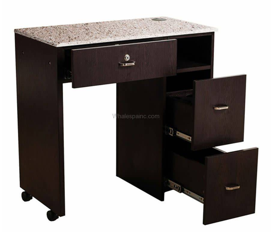 Whale spa whale spa manicure table nm904 sunshine nail for Small manicure table