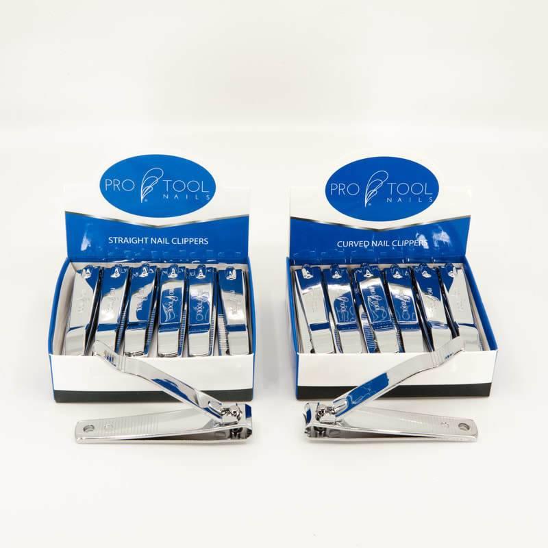 Pro Tool Curves Nail Clipper 12 Box