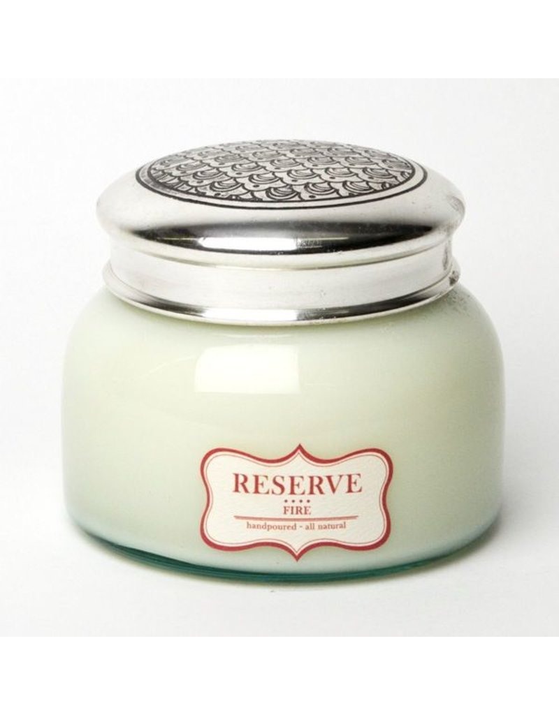 RESERVE JAR CANDLE- FIRE