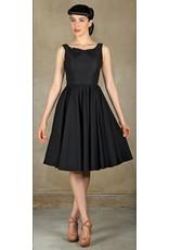 LITTLE BLACK SWING DRESS