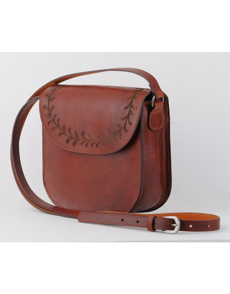 SIGMUND SATCHEL GENUINE LEATHER