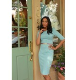 KENNEDY FITTED DRESS