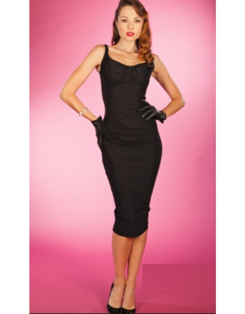 ARDEN FITTED DRESS