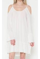 KARA COLD SHOULDER DRESS