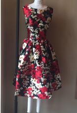 FLORAL JACKIE DRESS