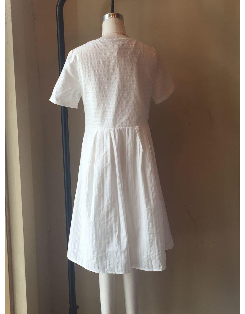 MELBA SHORT SLEEVE DRESS