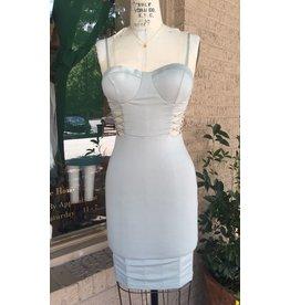 JESSICA BANDAGE DRESS